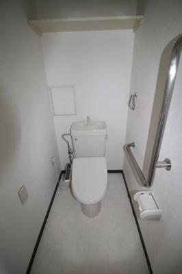 【トイレ】コーレジアス須磨