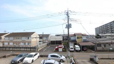 【展望】コスモシティ岡野D