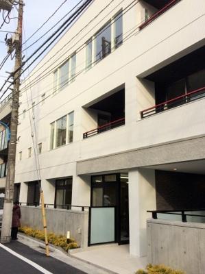 新宿区の新築賃貸マンション