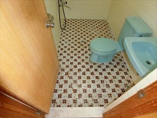【トイレ】久貝アパート