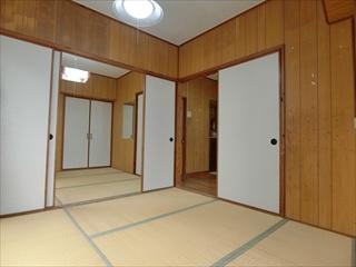【和室】久貝アパート