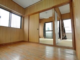 【居間・リビング】久貝アパート