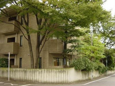 【外観】アパートメント稲木