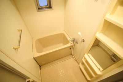 【浴室】ウイング長田北町