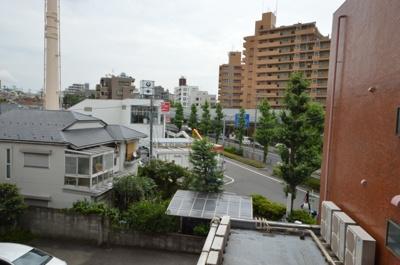 【展望】シャンボール柿の木坂