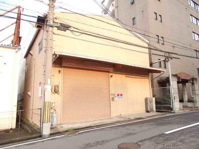 【外観】横枕西貸倉庫