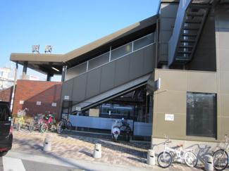 JR阪和線 鳳駅 徒歩8分です