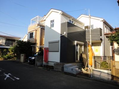 【外観】上尾市原市/新築分譲住宅全1棟