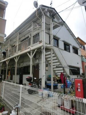 【外観】大谷町アパート