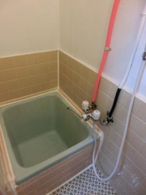 【浴室】大谷町アパート