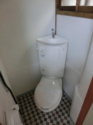 【トイレ】大谷町アパート