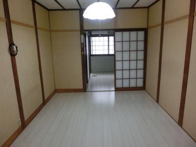 【洋室】大谷町アパート