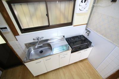 【キッチン】竹内文化 A棟