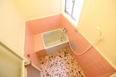 【浴室】竹内文化 A棟