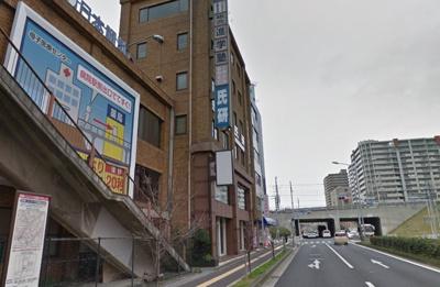 【外観】光明池駅前ビル