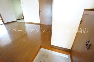 【玄関】都路コーポC