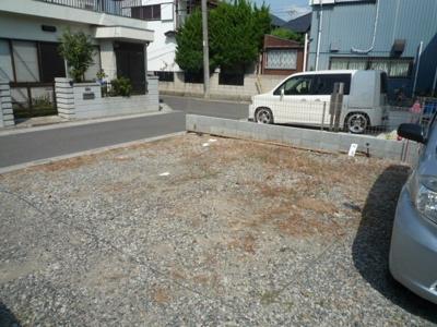 【駐車場】草加市新里町790番月極駐車場