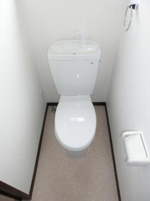 【トイレ】ウェルピアヤマサキⅡ