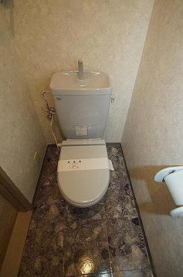 クリエイト西公園(1LDK) トイレ