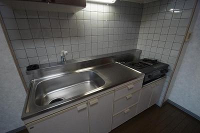 クリエイト西公園(1LDK) キッチン