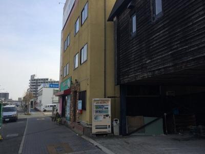 【外観】向陵東店舗