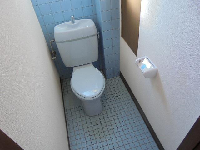 【トイレ】ハイツエイト