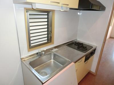 【キッチン】サンハイム常盤台