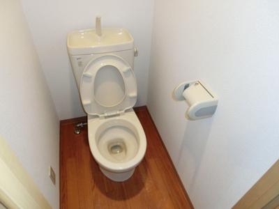 【トイレ】サンハイム常盤台