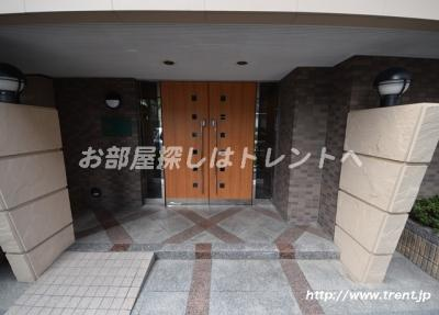 【エントランス】アビテ本郷