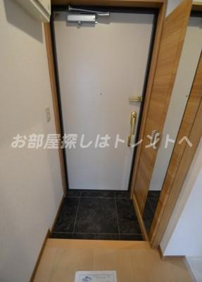 【玄関】MKM百人町
