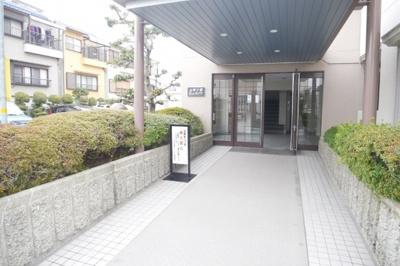 【エントランス】上甲子園ビューハイツ