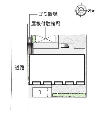 【区画図】レオネクストLovin Ⅲ