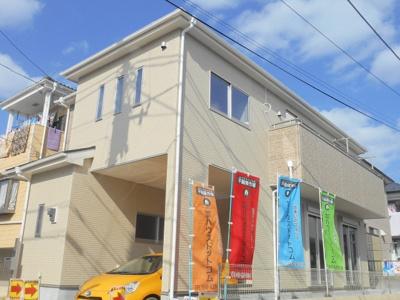【外観】川口市安行北谷/新築分譲住宅全1棟