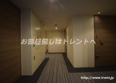 【その他共用部分】グランドメゾン新宿弁天町