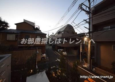 【展望】グランドメゾン新宿弁天町