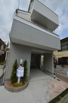 【外観】ハートフルタウン大田区東馬込3 全2棟 新築戸建