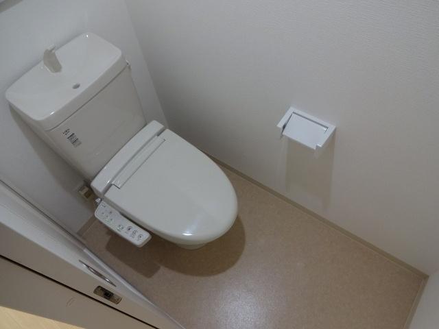 パラツィーナ玉手 トイレ ウォシュレット