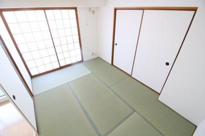 【寝室】プラザ兵庫
