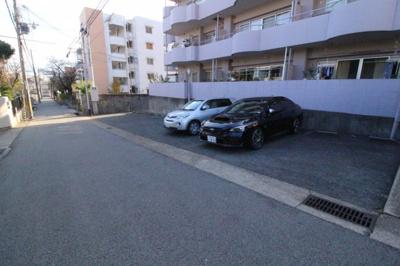 【駐車場】プラザ兵庫