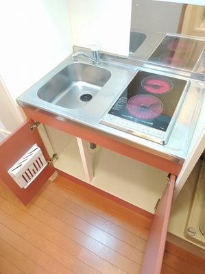 【キッチン】皇海