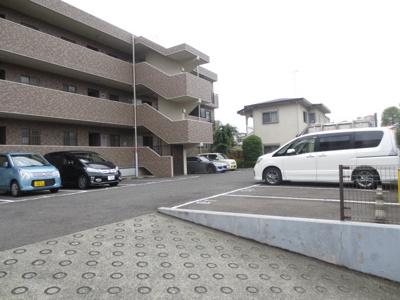 【駐車場】ハイツ座間