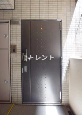 【玄関】トーシンフェニックス江戸川橋