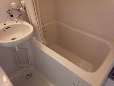 【浴室】栄マンション