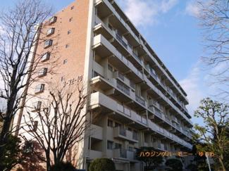 総戸数446戸のビッグコミュニティマンション。3路線3駅利用可能な利便性の高いおススメマンションでウ