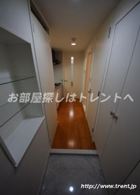 【玄関】スカイコートお茶の水