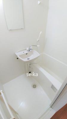 【浴室】サンヴィレッジ