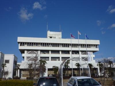 龍ヶ崎市役所
