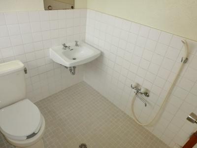 【浴室】泰村アパート