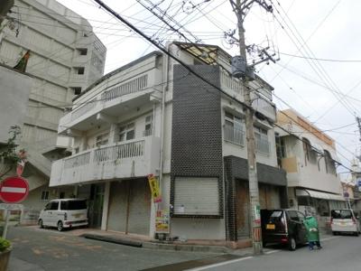 【外観】泰村アパート