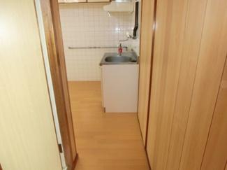 【キッチン】泰村アパート